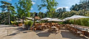 Restaurant Les Jardins de Bagatelle
