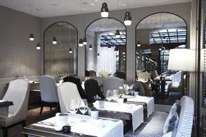 Restaurant Cléo à l'hôtel Narcisse Blanc