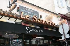 Restaurant Le Sancerre
