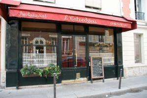 Restaurant L' Entredgeu