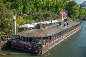 Restaurant River Café Péniche