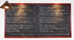 Restaurant La Cantine du Troquet