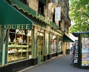 Restaurant Ladurée Royale