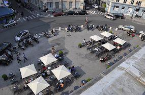Restaurant Café de l'Odéon