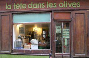 Restaurant La Tête dans les Olives