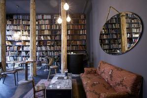 Restaurant Used Book Café chez Merci