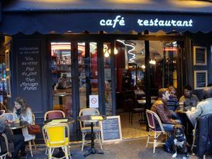 Restaurant Odette et Aimé