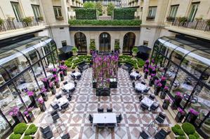 Restaurant L' Orangerie de l'Hôtel George V
