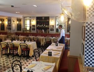 Restaurant La rôtisserie d'Argent