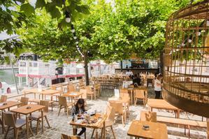 Restaurant La Démesure sur Seine