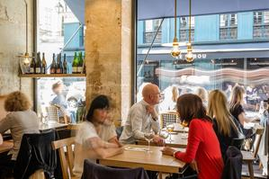 Restaurant Breizh Café Odéon