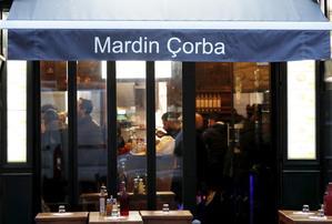 Restaurant Mardin Corba