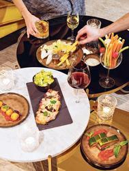 Restaurant Les Passerelles au Parister