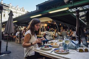 Restaurant Les Enfants du Marché