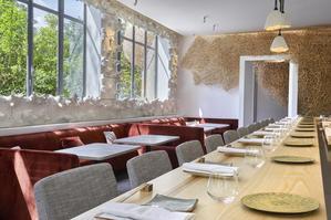 Restaurant L'Abysse au Pavillon Ledoyen