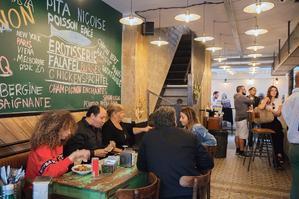 Restaurant Miznon