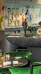 Restaurant Le Schiap à l'hôtel de Berri