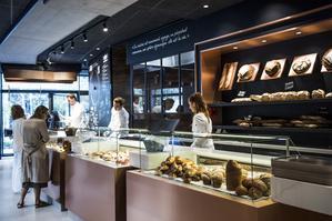 Restaurant Thierry Marx, la boulangerie à Beaupassage