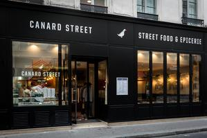 Restaurant Canard Street