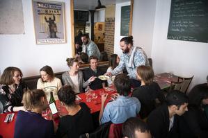 Restaurant La Bicyclette
