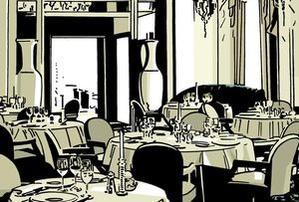 Restaurant Le Pré Catelan