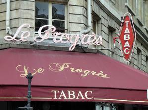Restaurant Le Progrès