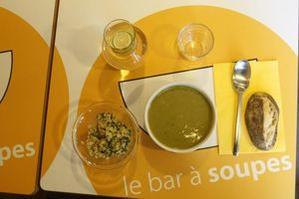 Restaurant Le Bar à soupes