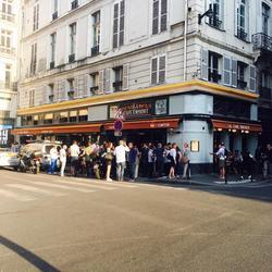 Restaurant La Cave Drouot