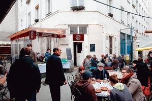 Restaurant L' Estaminet des Enfants Rouges