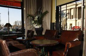 Restaurant Le Fumoir