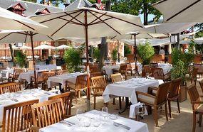 Le figaro les jardins de bagatelle paris 75016 cuisine fran aise - Jardin de bagatelle restaurant ...
