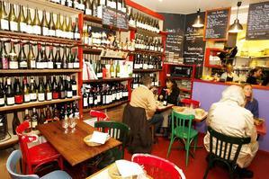 Restaurant Le Verre Volé