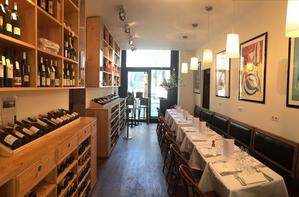 Restaurant Le Willi's Wine Bar