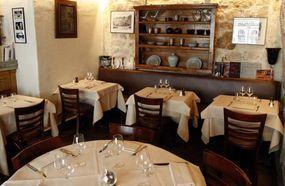 Restaurant Caveau du palais