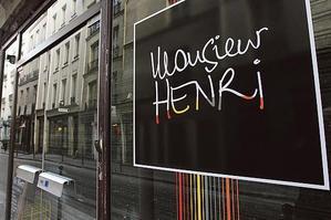 Restaurant Monsieur Henri