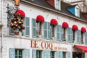 Restaurant Le Coq de Bougival
