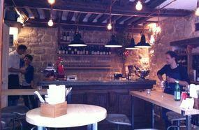 Restaurant Frenchie bar à vins