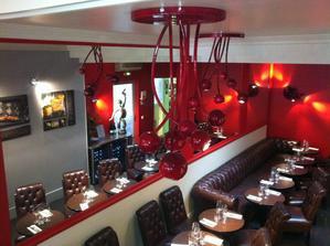 Restaurant Le Boudoir