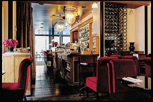 Restaurant Da Rosa Rive droite