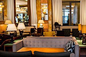 Restaurant Les Heures à l'Hôtel Prince de Galles