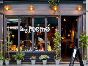 Restaurant chez mémé