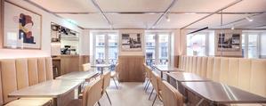 Restaurant Blend Madeleine