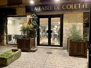 Restaurant La Table de Colette