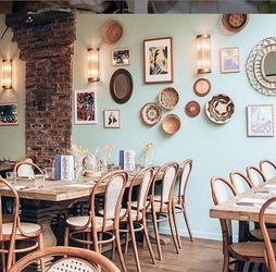 Restaurant Tigermilk