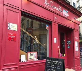 Restaurant Les Canailles Ménilmontant