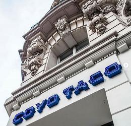 Restaurant Coyo Taco