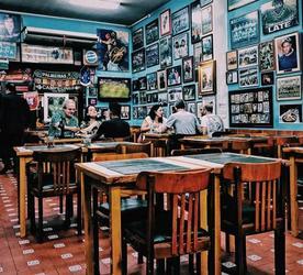 Restaurant Paris-Boca