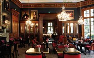 Restaurant Saint-James Paris