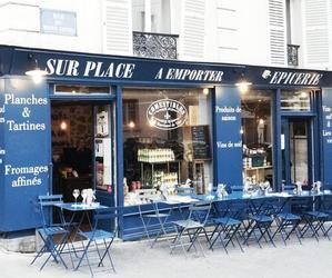 Restaurant Comestibles et marchand de vin