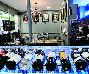 Restaurant Le Repaire de Bacchus rue Daguerre